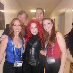 with Cindy Lauper, Superbowl