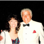 with Tony Bennett, Jupiter Theater