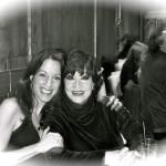 with Chita Rivera, Sardi's